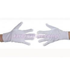 Białe Rękawiczki Mikołaja