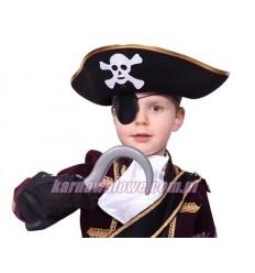 Kapelusz Pirata Złoty