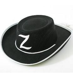 Kapelusz Zorro Mały