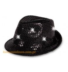 Kapelusz Super Star - Czarny