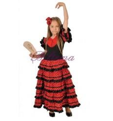 Strój Flamenco