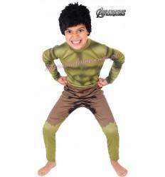 Strój Hulk