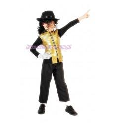 Strój MJ Złoty