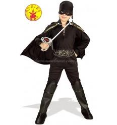 Strój Zorro Deluxe
