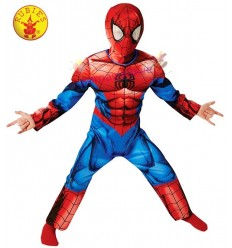 Strój Spiderman Deluxe
