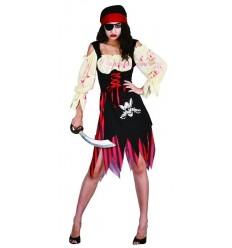 Strój Piratka Krwawa