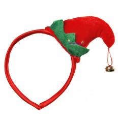 Opaska Elfa z dzwoneczkiem