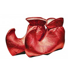 Nakładki na Buty Czerwone