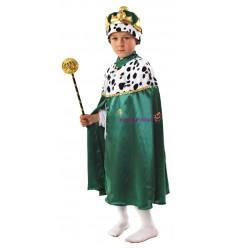 Peleryna Króla Zielona
