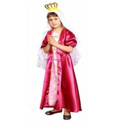 Strój Królowa Jadwiga