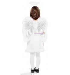 Zestaw Anioła - Skrzydła + Aureola